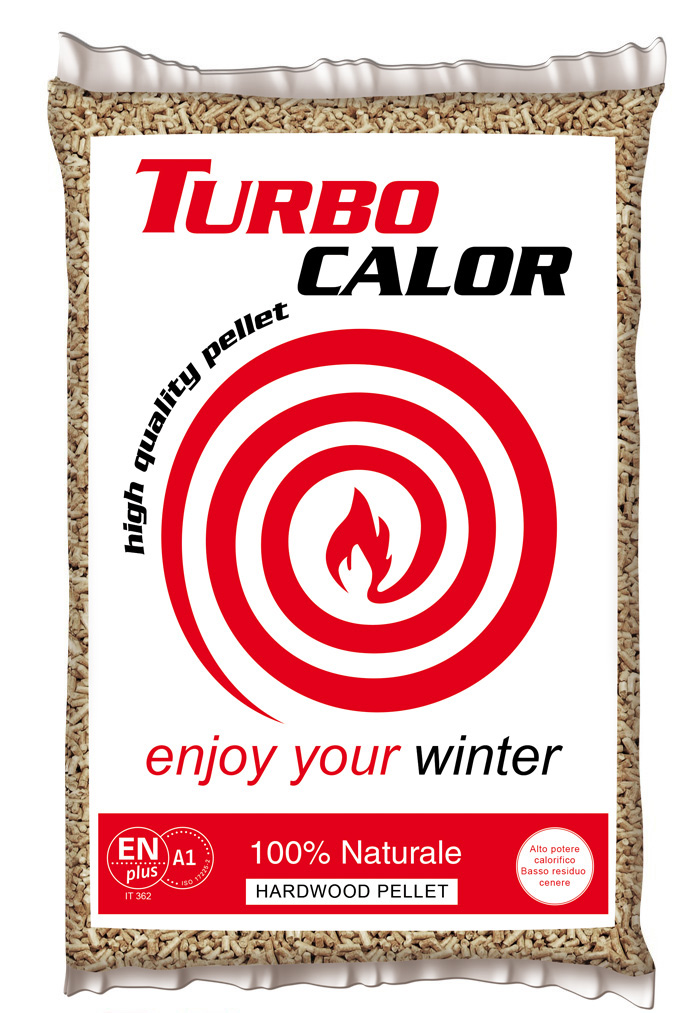 sacco Turbo Calor fronte